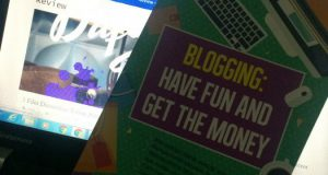 review buku blogging have fun and get the money