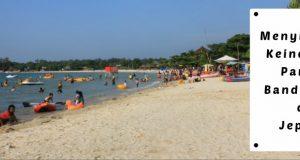 menyingkap keindahan pantai bandengan di jepara