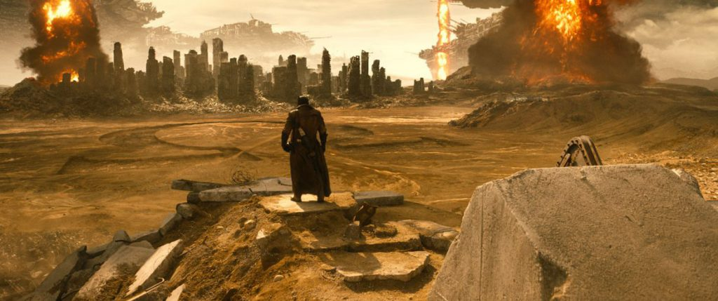 review film batman v superman terbaru 2016