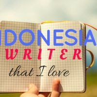 indonesian writers or female authors