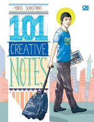review buku 101 creative notes karya yoris
