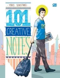 review buku 101 creative notes karya yoris
