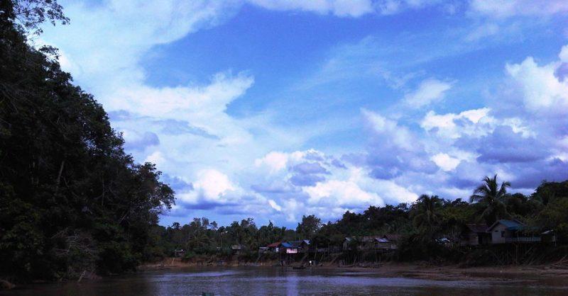 The Blue Sky 1