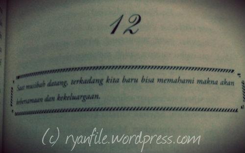 kutipan dari buku coffee memory