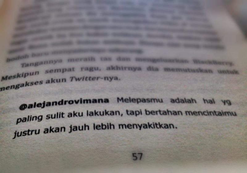 kutipan dari buku all you can eat
