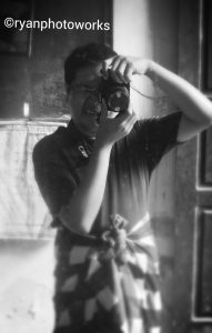 This is me I love to be behind of camera, coz I can see more if I really open my eyes to see