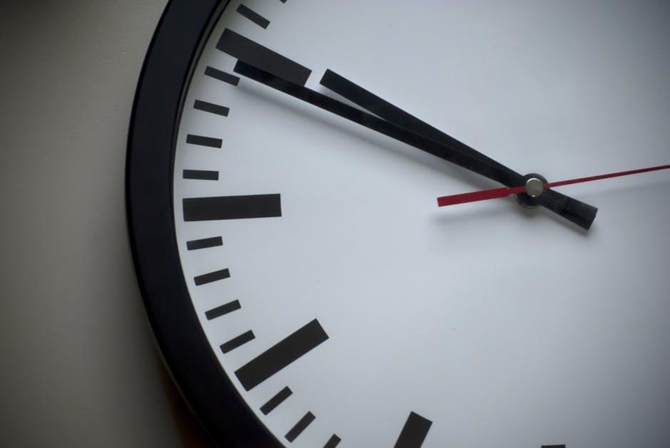 gak ada waktu