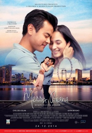 review film merry riana