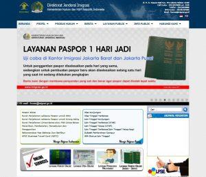 cara mudah membuat pasport paspor indonesia tanpa calo