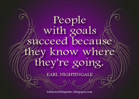 membuat tujuan hidup - goal setting, goal should be smart