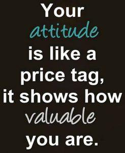sell your attitude - jual diri kamu inspirasi dari antm