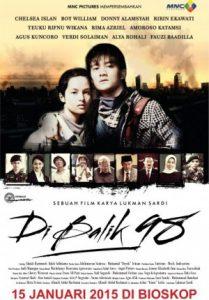 review film di balik 98 - film dengan latar belakang kerusuhan mei 1998 karya lukman sardi