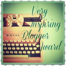[BR] Very Inspiring Blogger Award 2