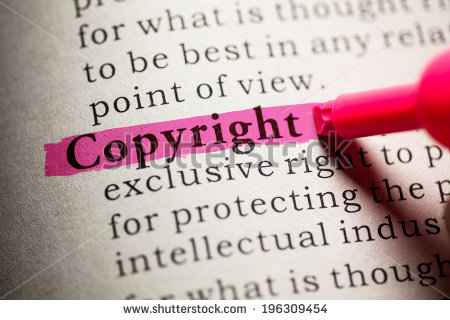 Copyright, foto dari: http://thumb1.shutterstock.com/display_pic_with_logo/11724/196309454/stock-photo-fake-dictionary-definition-of-the-word-copyright-196309454.jpg