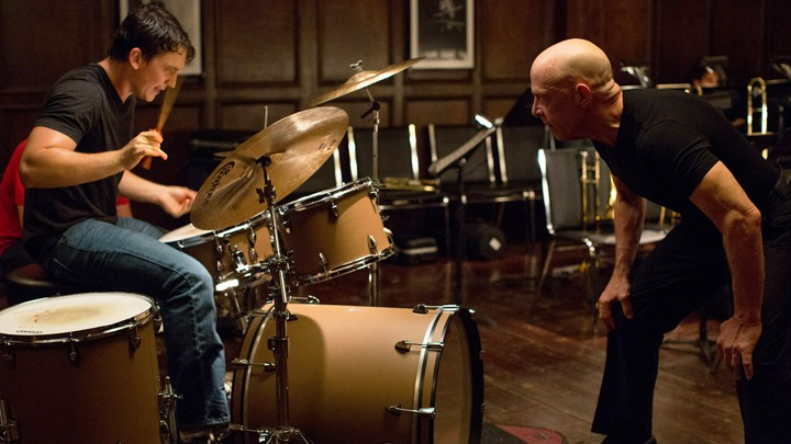 review film whiplash