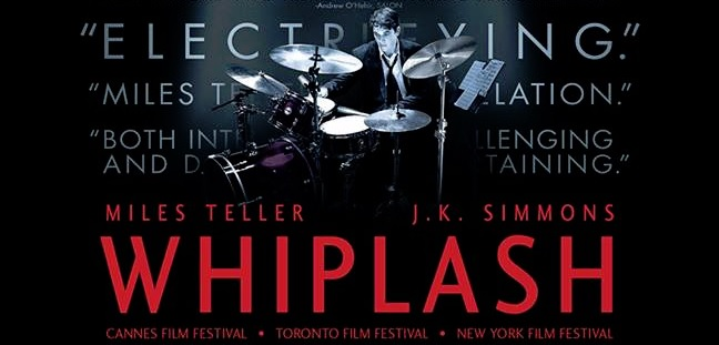 review film whiplash 2014