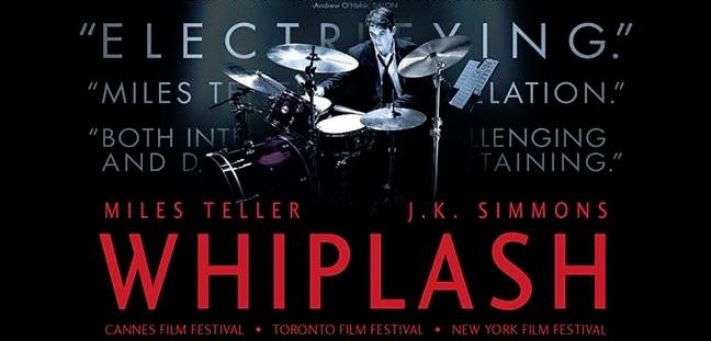 review film whiplash 2014