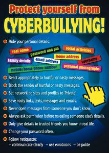 cara mencegah diri jadi korban cyber bullying
