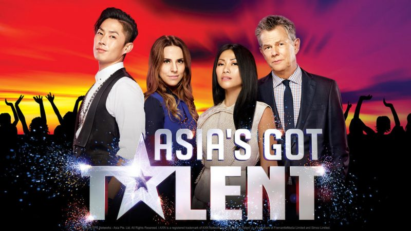 the first asia got talent winner