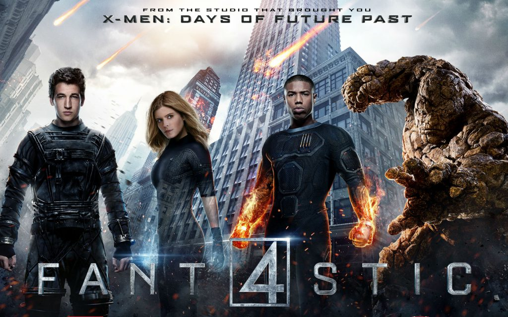 review film fantastic four reboot 2015