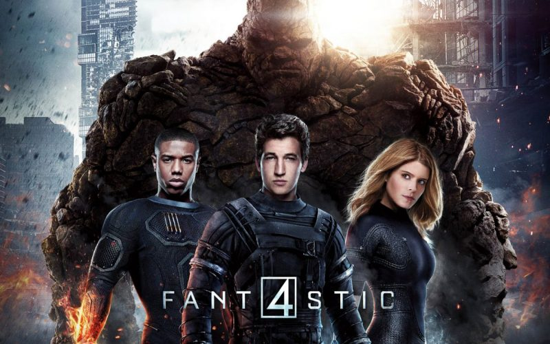 review film fantastic four reboot 2015 versi indonesia