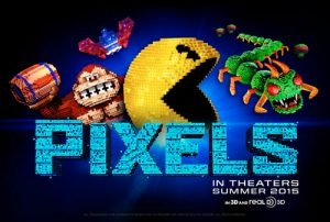 review film pixels 2015 indonesia