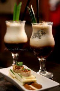 dilmah real high tea challenge baileys and chloe tanjung duren afternoon tea jakarta