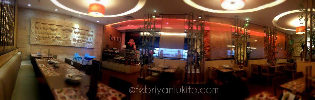 restoran vegetarian di grand indonesia jakarta pusat