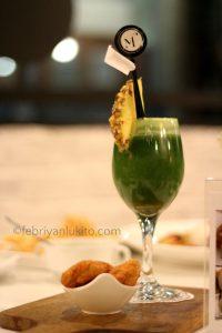 dilmah real high tea challenge de mingle bistro afternoon tea jakarta breakfast tea