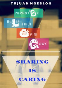 go for it with blog - tujuan ngeblog