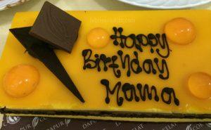 kue ulang tahun di dapur cokelat cibubur