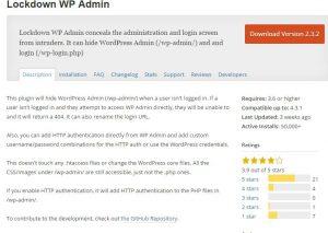 tips meningkatkan keamanan blog wordpress self hosted security blog