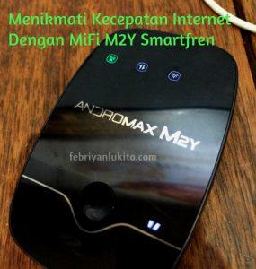 review teknologi 4g lte smartfren modem mifi m2y