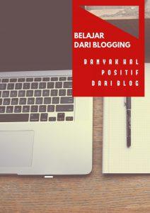 apa yang didapat dari blog belajar ngeblog