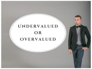 undervalued or overvalued professions