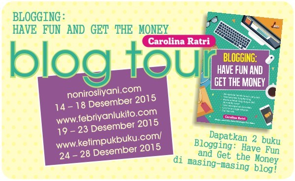 blogtour dan giveaway blogging have fun and get the money