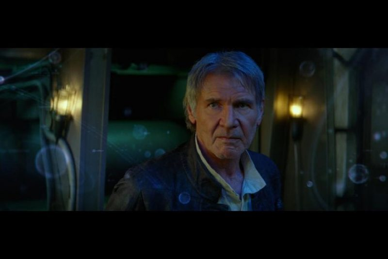 review film star wars the forces awakens - harrison ford sebagai han solo