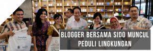 blogger peduli lingkungan