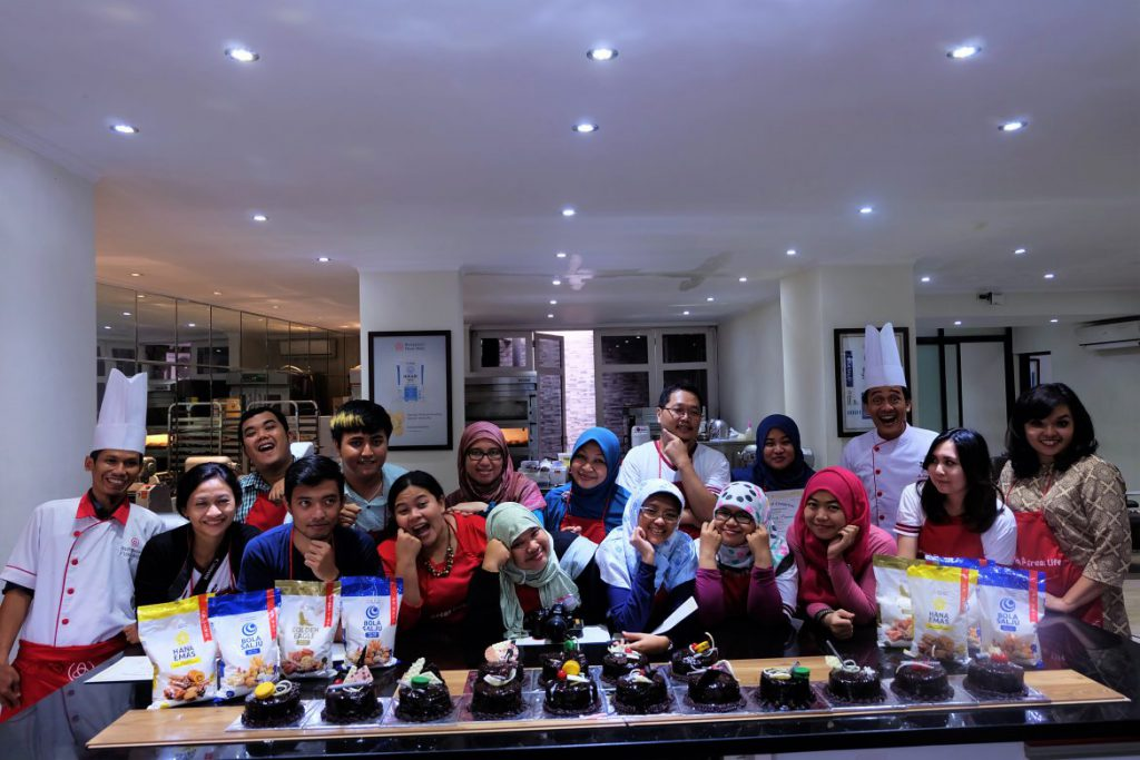 baking class bungasari