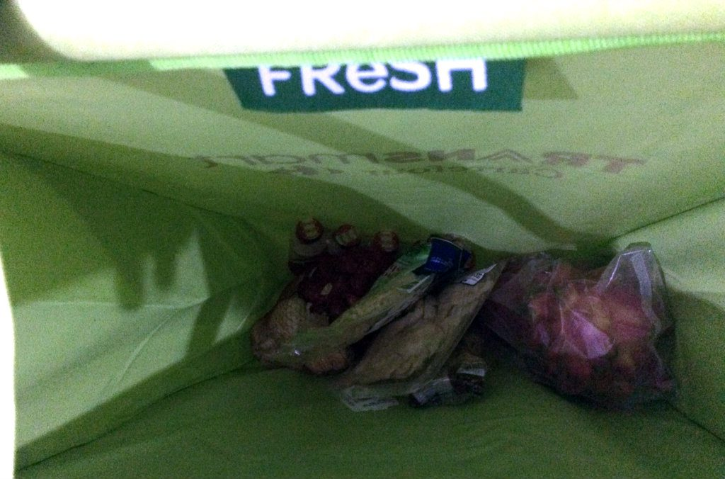trolley bag carrefour