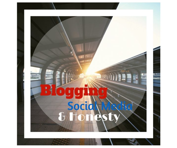 blogging social media and honesty
