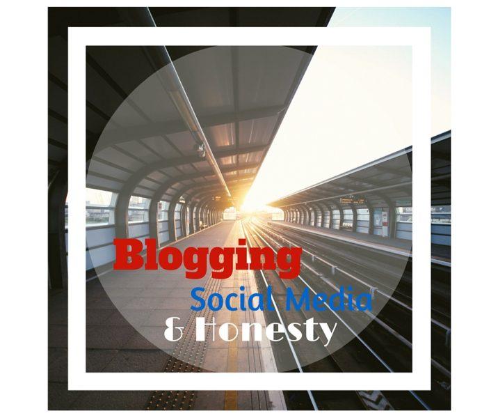 blogging social media and honesty