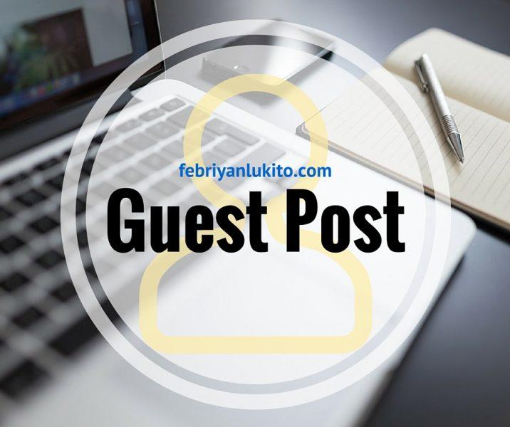 guest post febriyan lukito