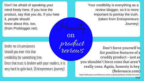 how to write compelling product reviews - cara menulis review produk