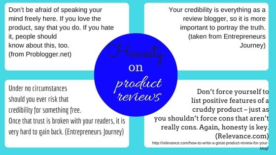 how to write compelling product reviews - cara menulis review produk