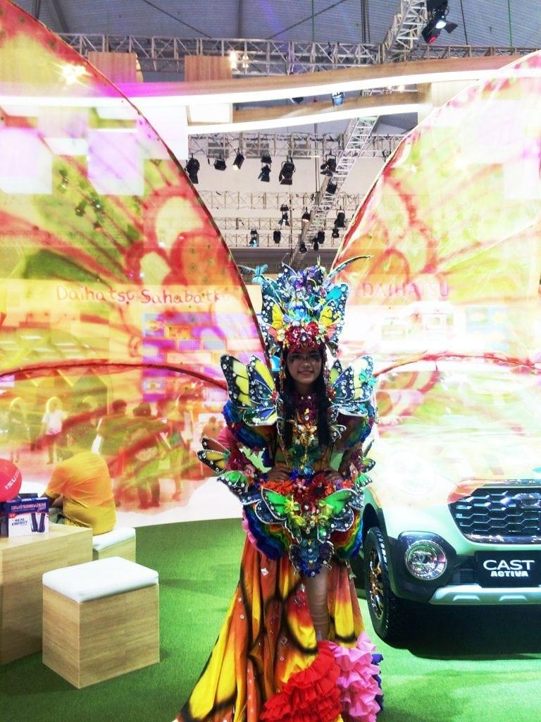Ada Apa Di Booth Daihatsu GIIAS 2016? Keceriaan Hanya Salah Satunya 7