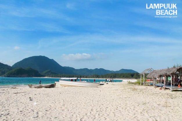 pantai keceh di indonesia
