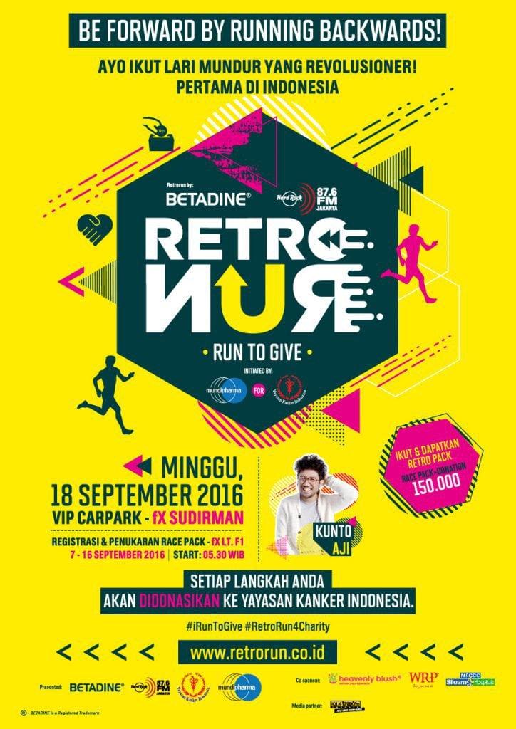 backward running retro run indonesia - manfaat lari mundur untuk kesehatan