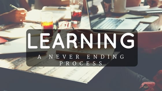 about learning and life