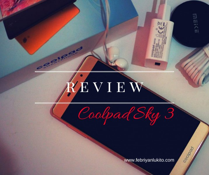 review coolpad sky 3